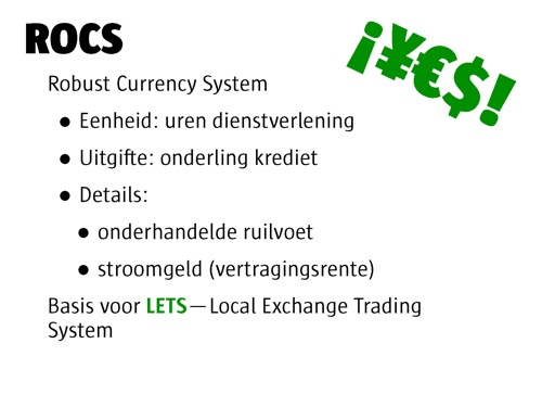Robust Currency System