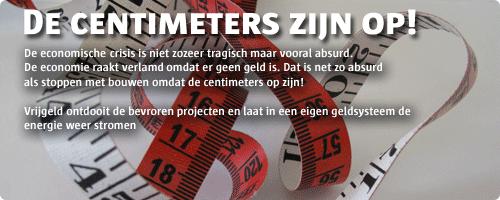 centimeters-zijn-op